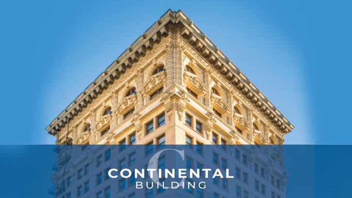 continental building